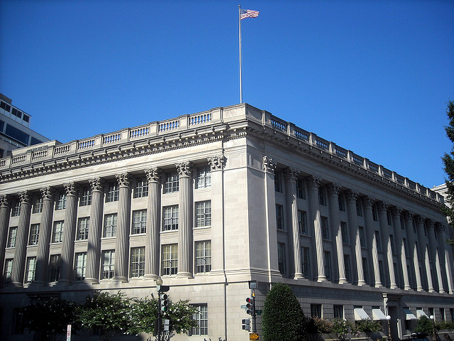 US Chamber of Commerce headquarters