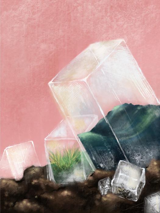 "Artwork - ""Entrapped"" Heather J. Sun"